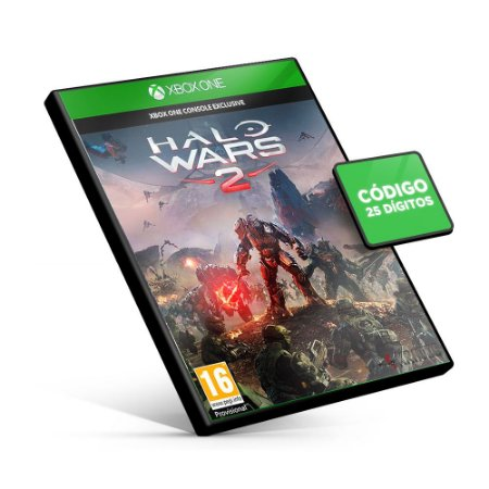 Halo Wars 2 - Xbox One - Código 25 Dígitos