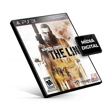 Spec Ops The Line - PS3 Mídia Digital