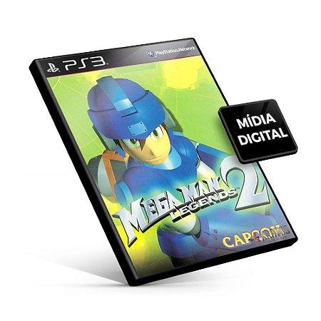 Mega Man Legends 2 - PS3 Mídia Digital