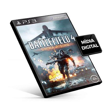 Battlefield 4™ China Rising DLC - PS3 Mídia Digital
