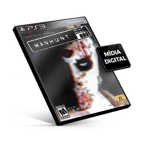 Manhunt - PS3 Mídia Digital