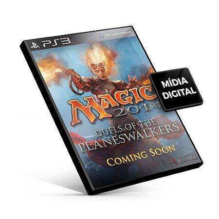 Magic 2014 - PS3 Mídia Digital