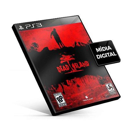 Dead Island - Franchise Pack - PS3 Mídia Digital
