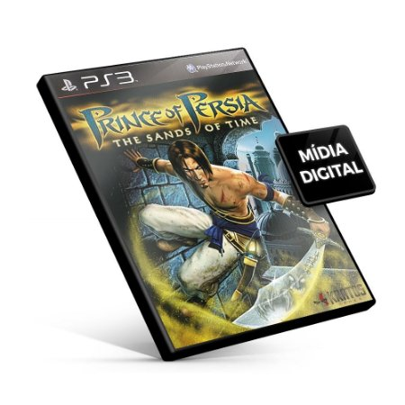 Prince of Persia® Sands of Time HD - PS3 Mídia Digital