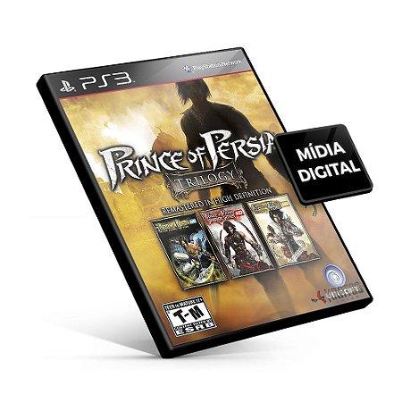 Prince of Persia® Classic Trilogy HD - PS3 Mídia Digital