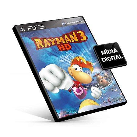 Rayman 3 HD - PS3 Mídia Digital