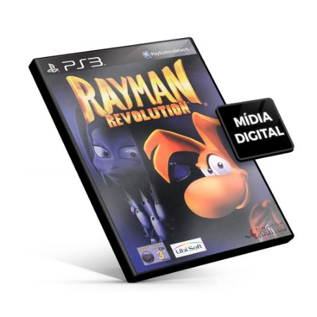 Rayman® 2 Revolution (PS2 Classic) - PS3 Mídia Digital