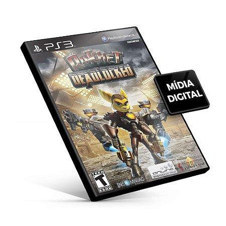 Ratchet Deadlocked - PS3 Mídia Digital