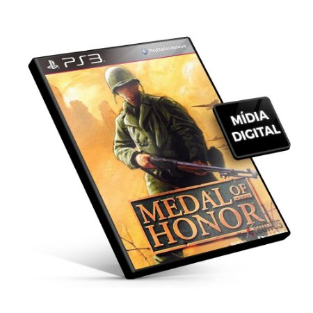 Medal of Honor™ (PSOne Classic) - PS3 Mídia Digital