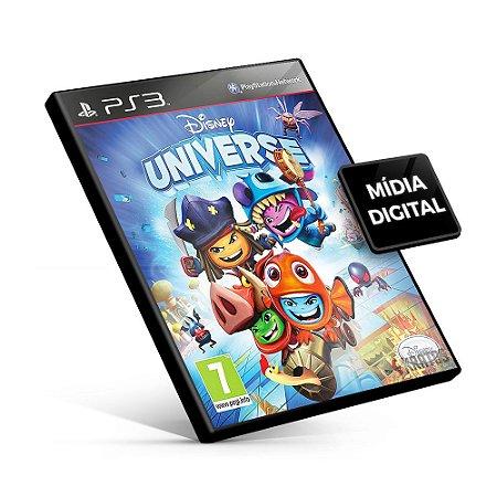 Disney Universe - PS3 Mídia Digital