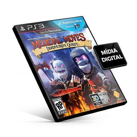 Medieval Moves Deadmund's Quest - PS3 Mídia Digital