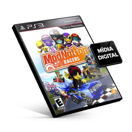 ModNation™ Racers - PS3 Mídia Digital