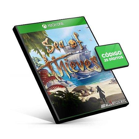 Sea of Thieves - Xbox One - Código 25 Dígitos