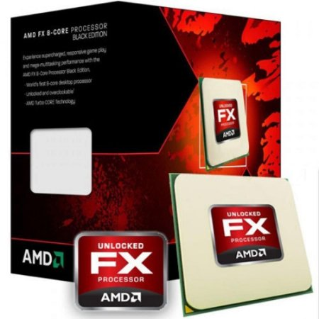 SN - PROCESSADOR AM3+ FX8320E 4.0GHZ