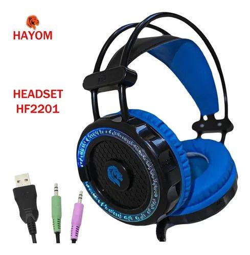 HEADSET GAMER HAYOM HF-2201