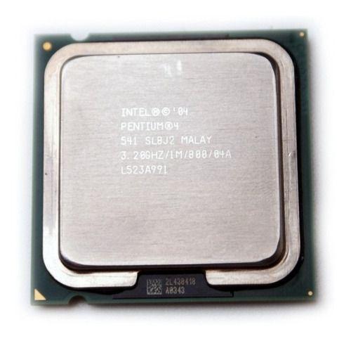 SN - PROCESSADOR 775 INTEL PENTIUM 04  3.2GHZ 1 MB