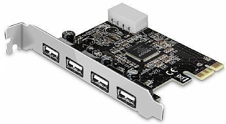 PLACA PCI USB 4P 2.0