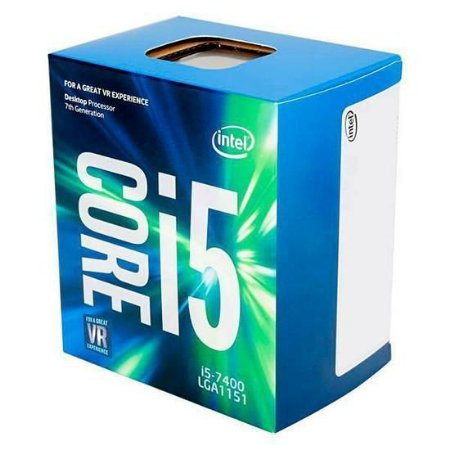PROC. CORE I5 7400 3.0GHZ 6MB LGA 1151 KABYLAKE