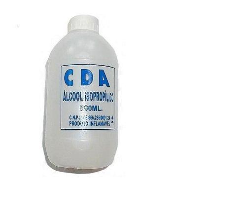 ALCOOL ISOPROPILICO 500ML CDA