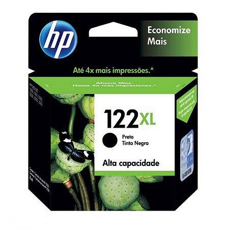 CARTUCHO 122XL PRETO HP CH563HB