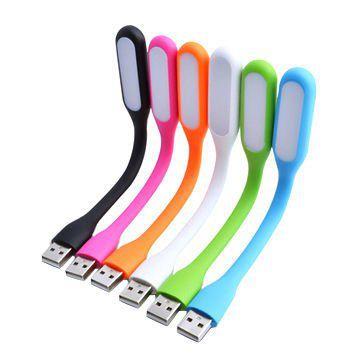 LUMINARIA USB LED