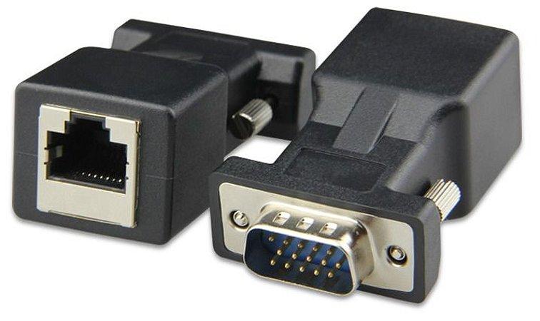 ADAPTADOR VGA X LAN