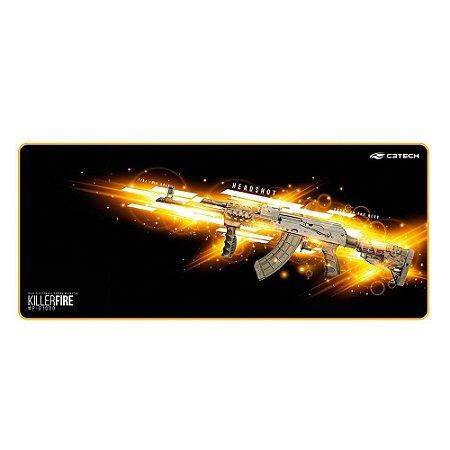 MOUSE PAD GAMER KILLER FIRE MP-G1000 C3TECH