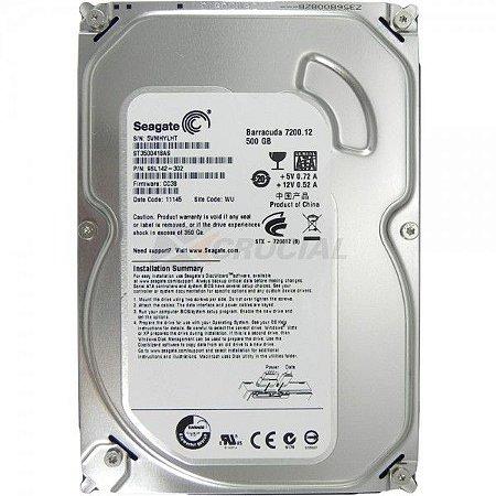 HD 500GB SATA lll SEAGATE