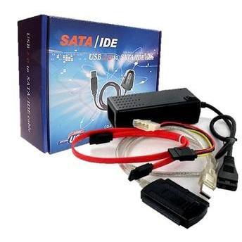CONVERSOR SATA/IDE USB 2.0