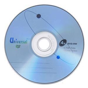 DVD-RW UNIVERSAL
