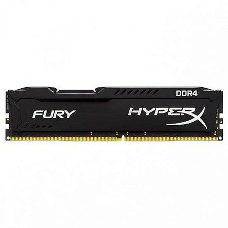 MEMORIA DDR4 4GB 2400MHZ HYPER X FURY KINGSTON