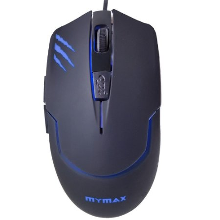 MOUSE USB GAMER TIGER MYMAX