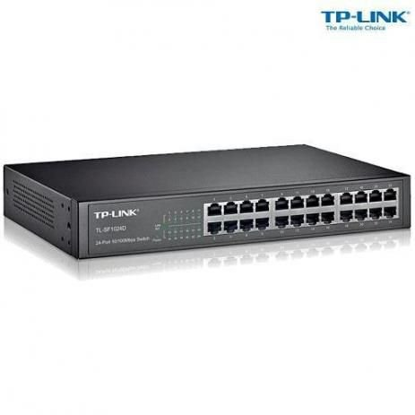 SWITCH 24P 10/100 TP-LINK SF1024D