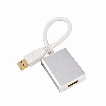 CABO CONVERSOR USB 2.0 P/ HDMI