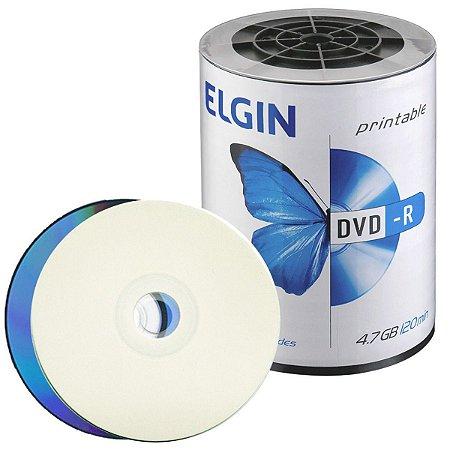 DVD-R PRINTABLE ELGIN 4.7GB