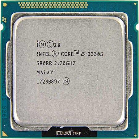 SN - PROCESSADOR 1155 INTEL  I5 3330 3.2GZ 6MB