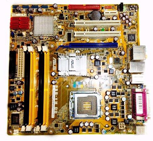 SN - PLACA MAE 775 DDR2 ASUS P5E-VM DO