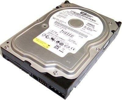 SN - HD 80GB SATA WESTERN DIGITAL