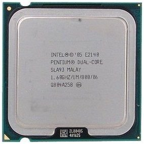 SN - PROCESSADOR 775 INTEL DUAL CORE E2140 1.6GHZ