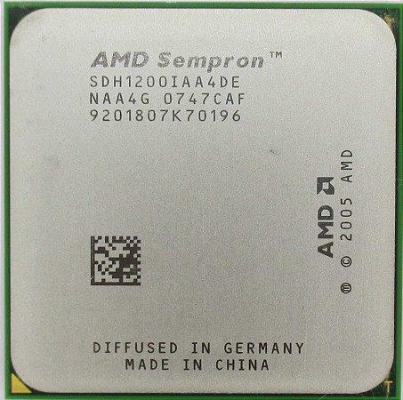 SN - PROCESSADOR AM2 AMD SEMPRON LE-1200 2.1GHZ