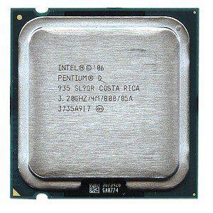 SN - PROCESSADOR 775 INTEL PD935 3.2/4MN/800