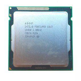 SN - PROCESSADOR 1155 INTEL PENTIUM G860 3.0GHZ