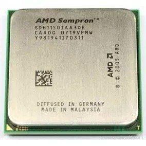 S - PROC. AMD SEMPRON LE1150 2GHZ AM2