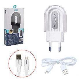 CARREGADOR USB TOMADA 2.1A KIMASTER