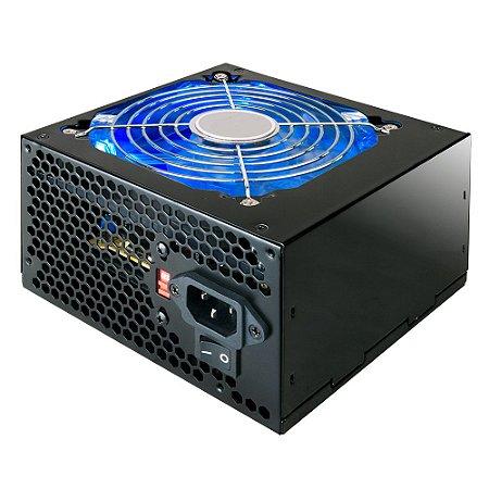 FONTE ATX 420W 24 PINOS 2 SATA HIGH POWER MYMAX A