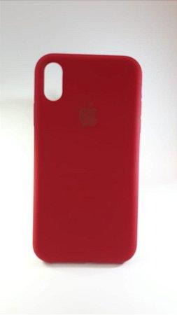 CASE APPLE SOFT SKIN APP  IPHONE XR