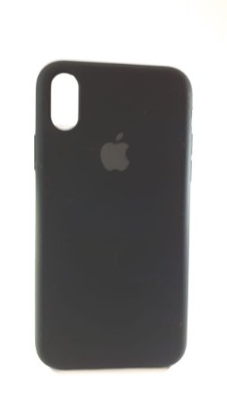 CASE APPLE SOFT SKIN APP  IPHONE X