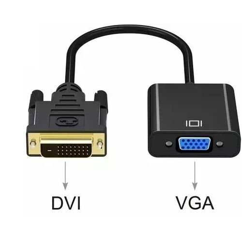 CABO CONVERSOR DVI X VGA - LT-226