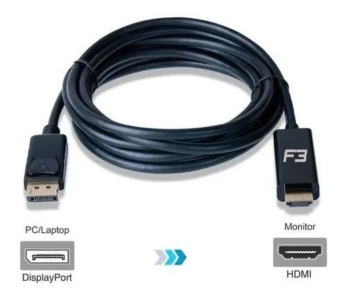 CABO HDMI X DISPLAY PORT