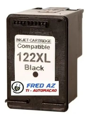 CARTUCHO COMPATIVEL 122XL BLACK